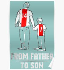From father to son! Poster