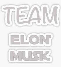 Team ELON Sticker