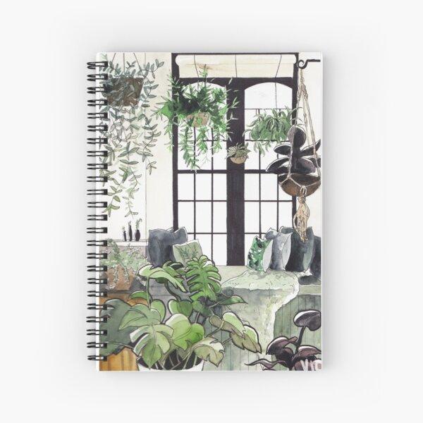 Sunroom Spiral Notebook