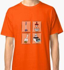 Science Equipment Classic T-Shirt