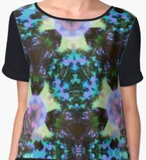 Take Me to Your Leader Women's Chiffon Top