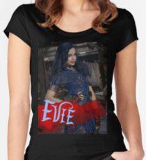 Evie - Descendants 2 Women's Fitted Scoop T-Shirt