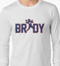 Tom Brady Long Sleeve T-Shirt