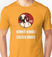 Battlegrounds Fried Chicken Winner T-Shirt