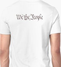 America, American, We the People, United States Constitution, Congress, Pure & Simple T-Shirt