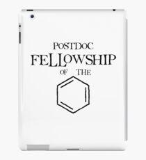Postdoc Fellowship of the Ring iPad Case/Skin