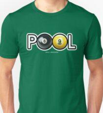 POOL PLAYER Unisex T-Shirt
