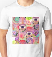 colorful words of a poem T-Shirt
