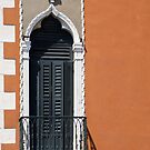 Venetian Porte by Amy Dokken