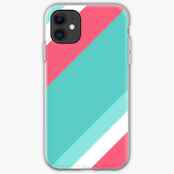 My favourite beach colors iPhone Soft Case
