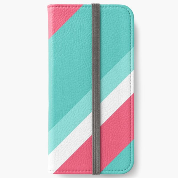 My favourite beach colors iPhone Wallet