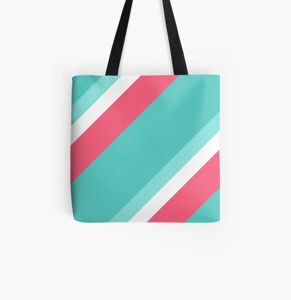 My favourite beach colors All Over Print Tote Bag