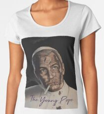 The Young Pope Women's Premium T-Shirt