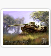 Rheinmetall Skorpion G Sticker