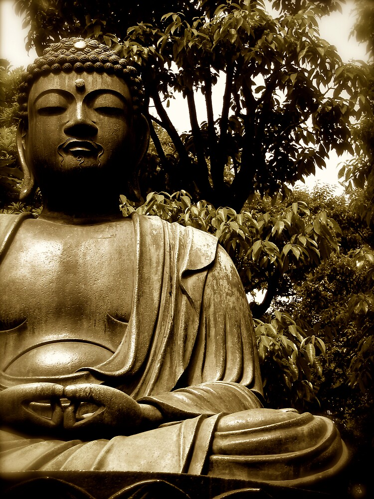 buddha II by geikomaiko