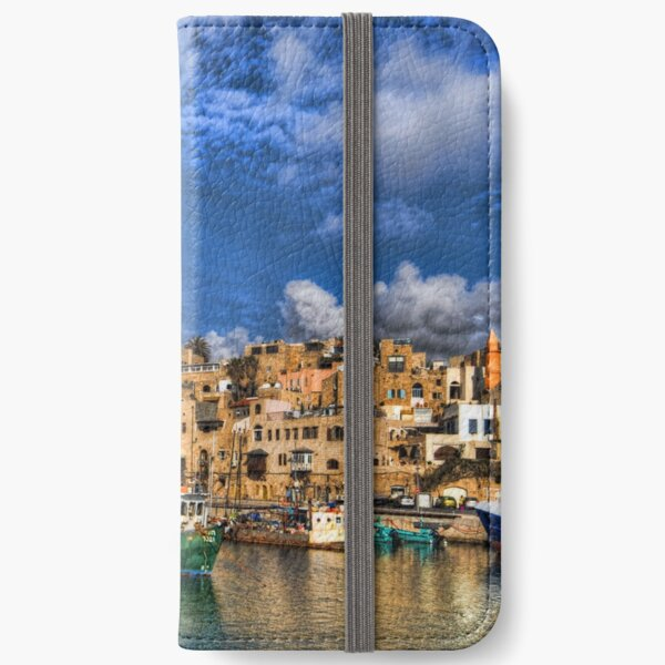 The old port, Jaffa iPhone Wallet
