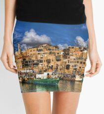 The old port, Jaffa Mini Skirt