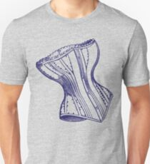 Purple Corset T-Shirt