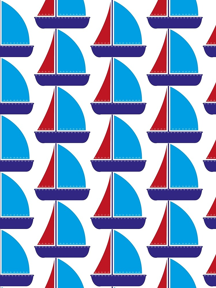 sailboat by fun-tee-shirts