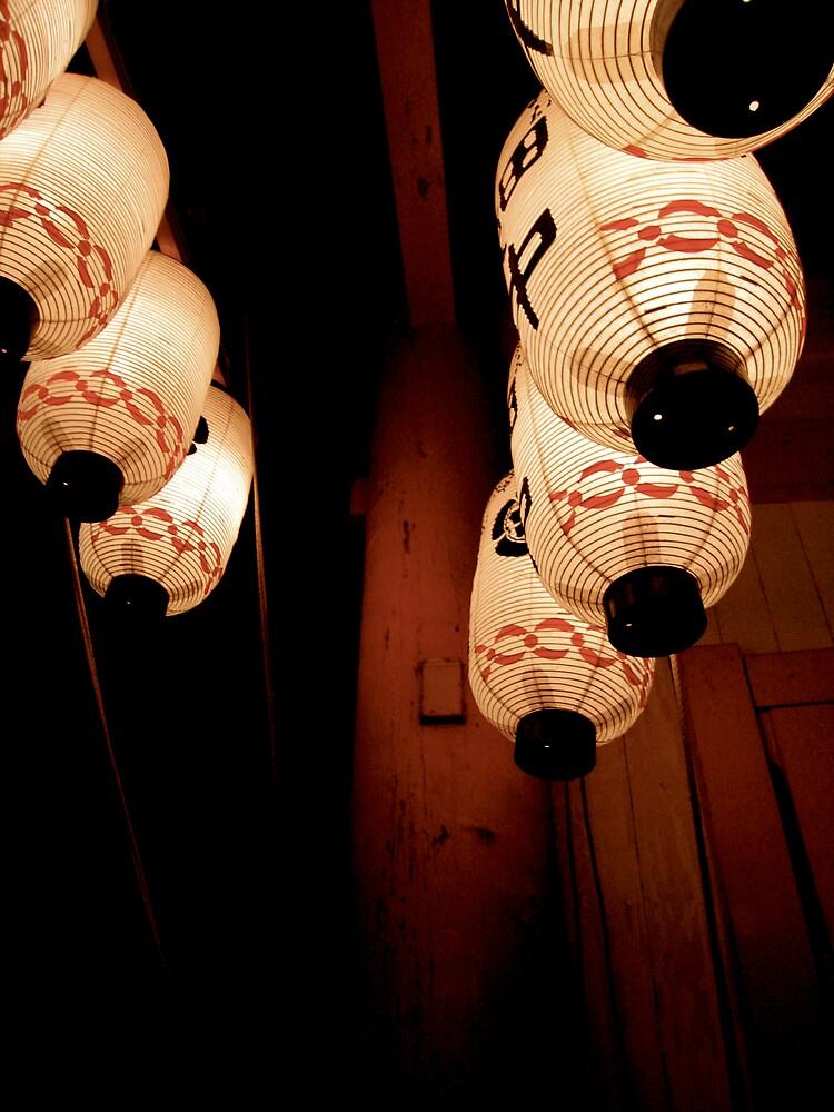 japanese lanterns IV by geikomaiko