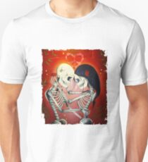 Love During the Day of the Dead T-Shirt