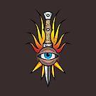 All Seeing Eye by linearburn