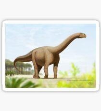 Sauropod Sticker