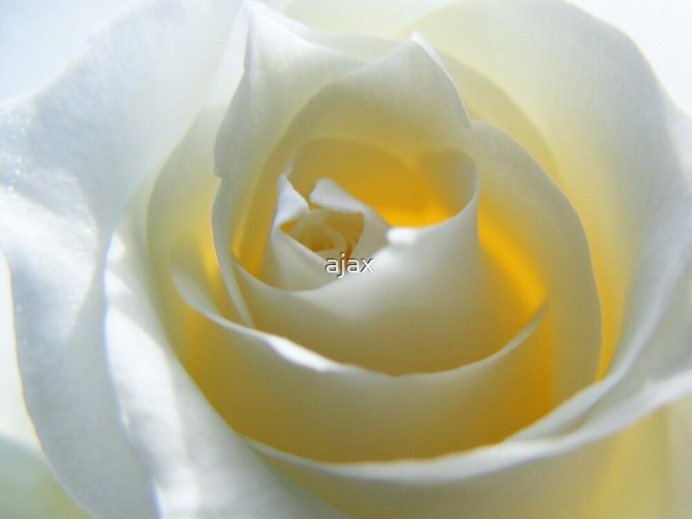 white by ajax