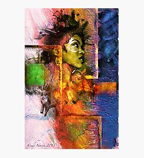 Lauryn Hill Photographic Print