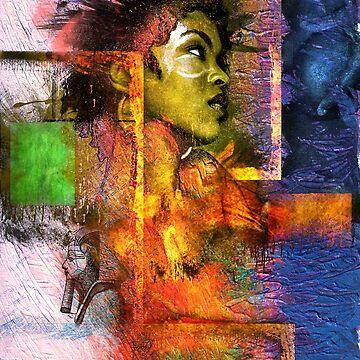 Lauryn Hill by CodyNorris