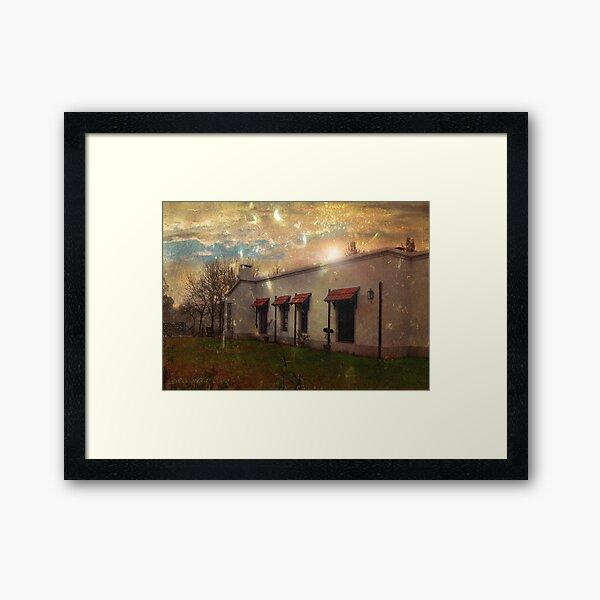 Areco Framed Art Print