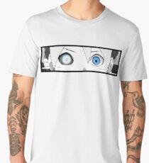 Boruto Byakugan black white from Naruto shippuden Men's Premium T-Shirt