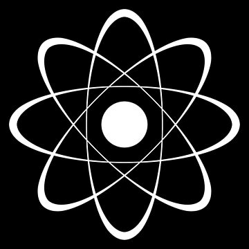 Stylized Atom by Symbolical