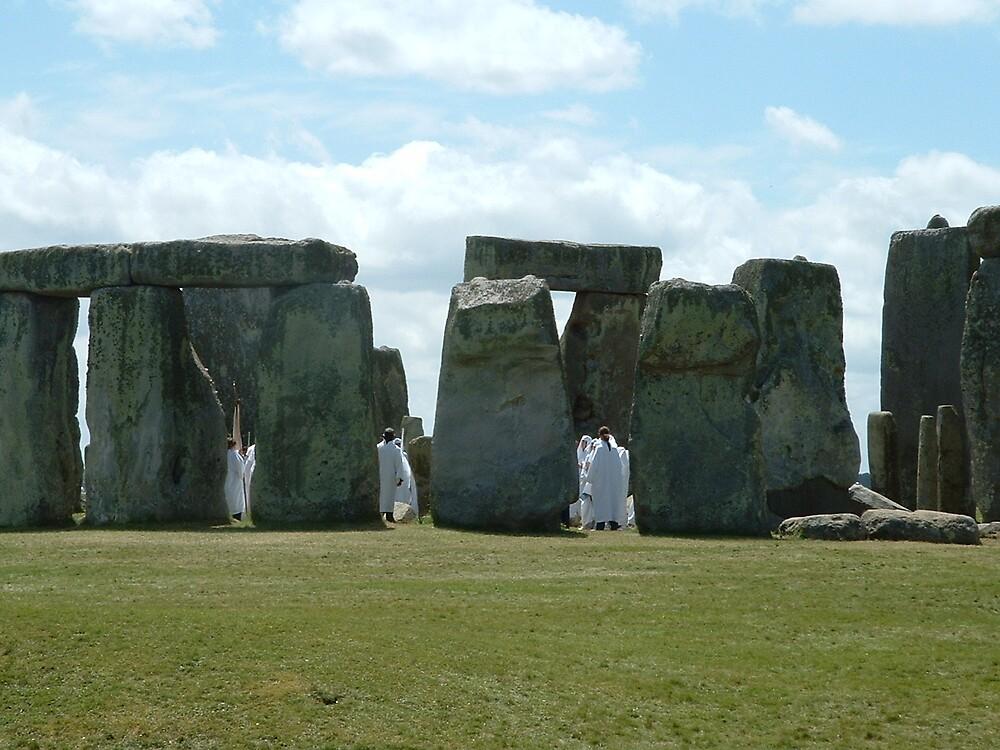 Stonehenge experience by Tish Tiyan