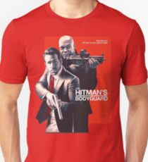 THE HITMAN'S BODYGUARD 2017 - For one day, try not to kill each other T-Shirt