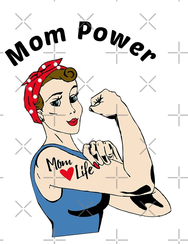Mom Power by Antione235