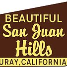 SAN JUAN HILLS OURAY CALIFORNIA BEAUTIFUL SIGN NATIONAL FOREST by MyHandmadeSigns
