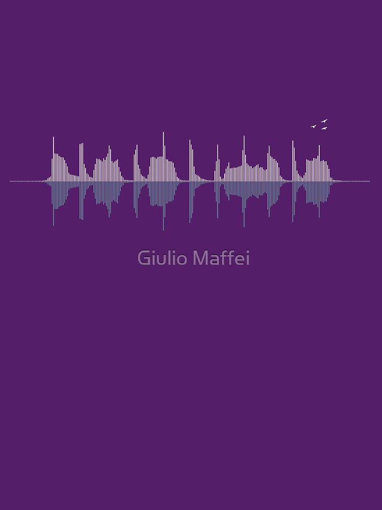 Waveform City by giuliomaffei90