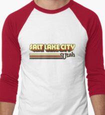Salt Lake City, UT | City Stripes T-Shirt
