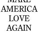 Make America Love Again by rolypolynicoley