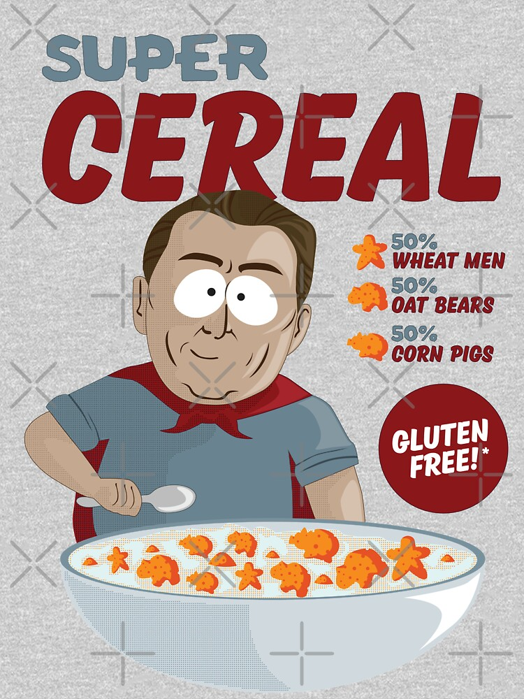 Super Cereal | South Park by JustSandN