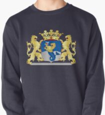 Flevoland Coat of Arms, Netherlands Pullover
