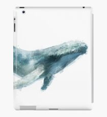 Humpback Whale iPad Case/Skin