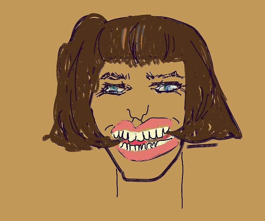 Self Portrait by SunnRaTree