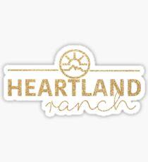 Heartland Sticker