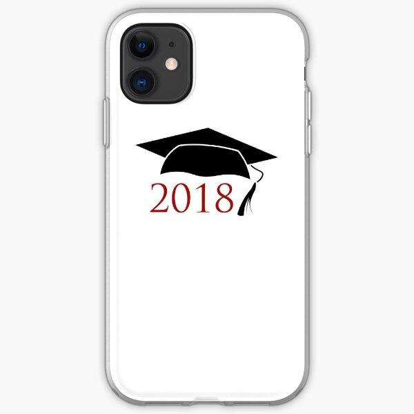 Class of 2018 - Senior Class  iPhone Soft Case