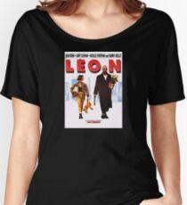Léon Women's Relaxed Fit T-Shirt
