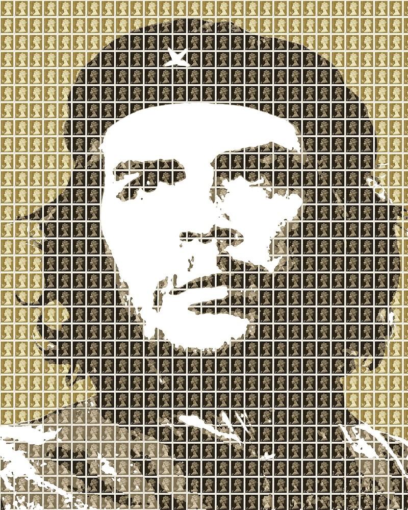 Revolution #1 - Gold by Gary Hogben