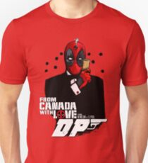 From Canada with love T-Shirt