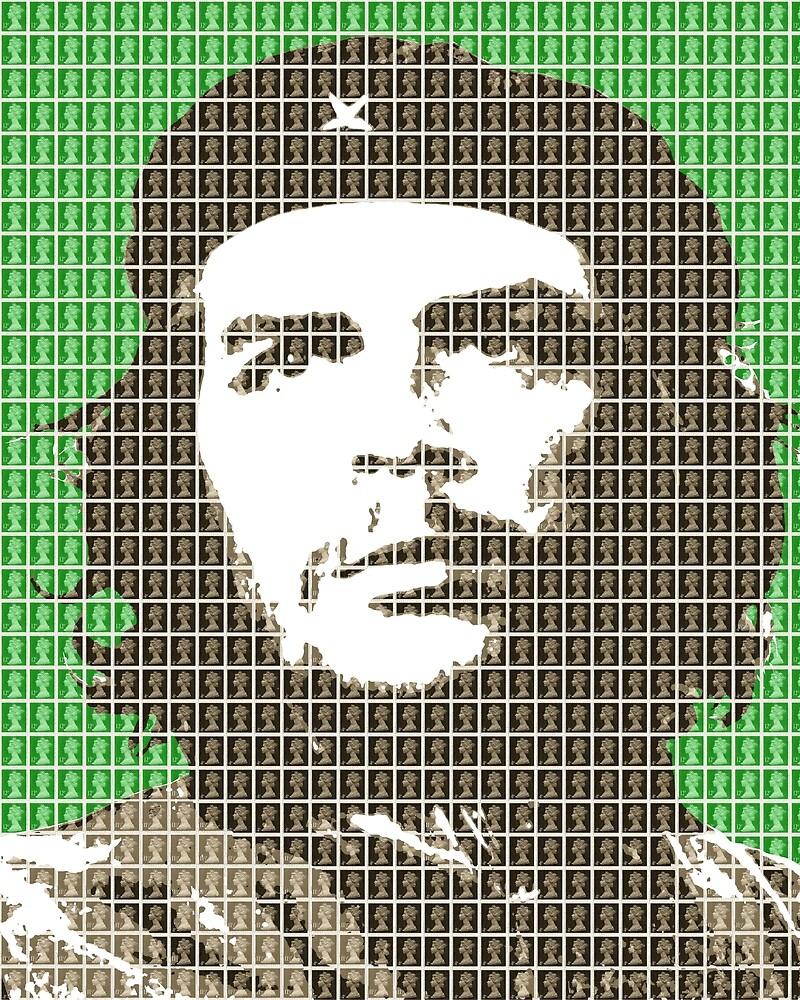 Revolution #1 - Green by Gary Hogben